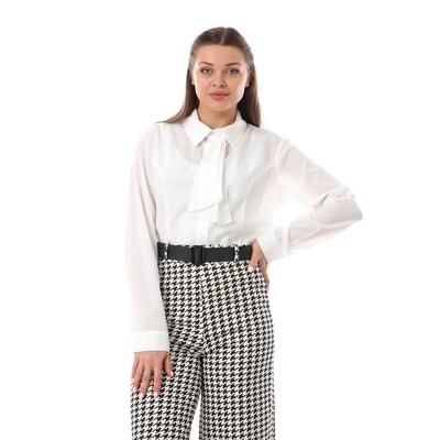 2640- White_ blouse