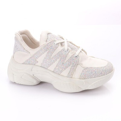 3764 Casual Shoes -white
