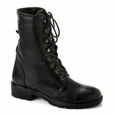3769 Half Boot - Black
