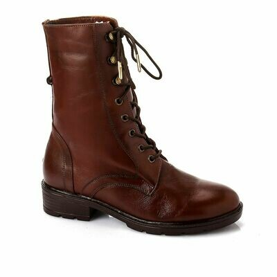 3769 Half Boot - Brown