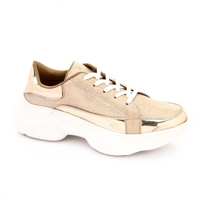 3480 Casual Shoes -gold