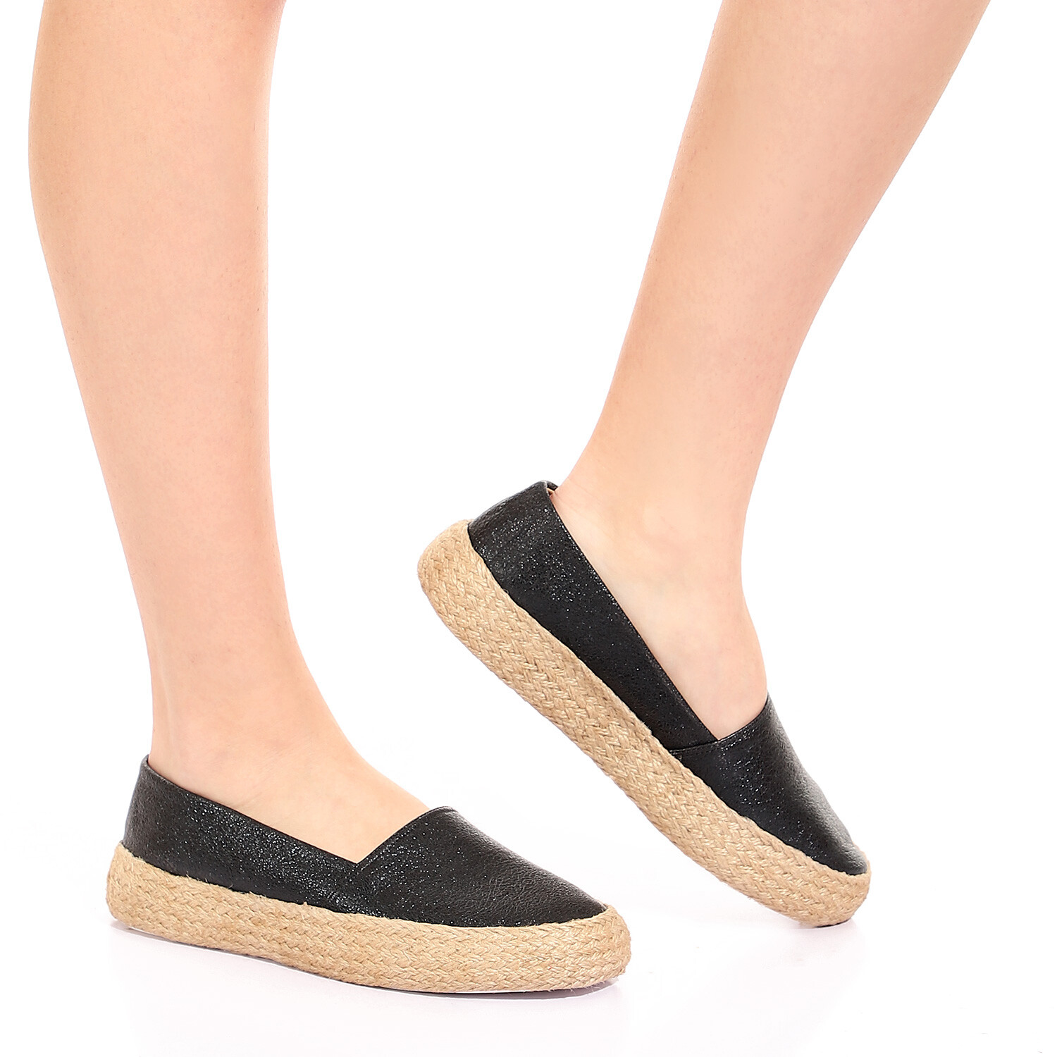 3365 Casual Sneakers - Black fatfet