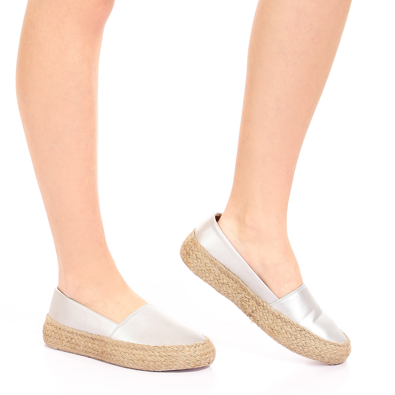 3365 Casual Sneakers - silver