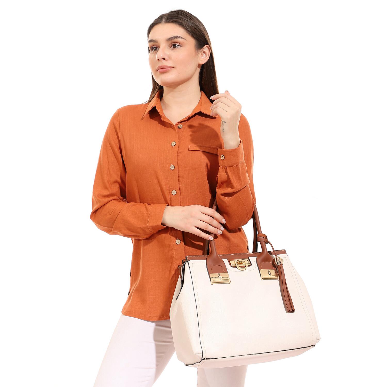4838 Bag White