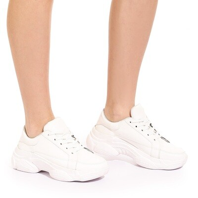 3480 Casual Shoes -white