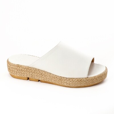 3772 Slipper - White