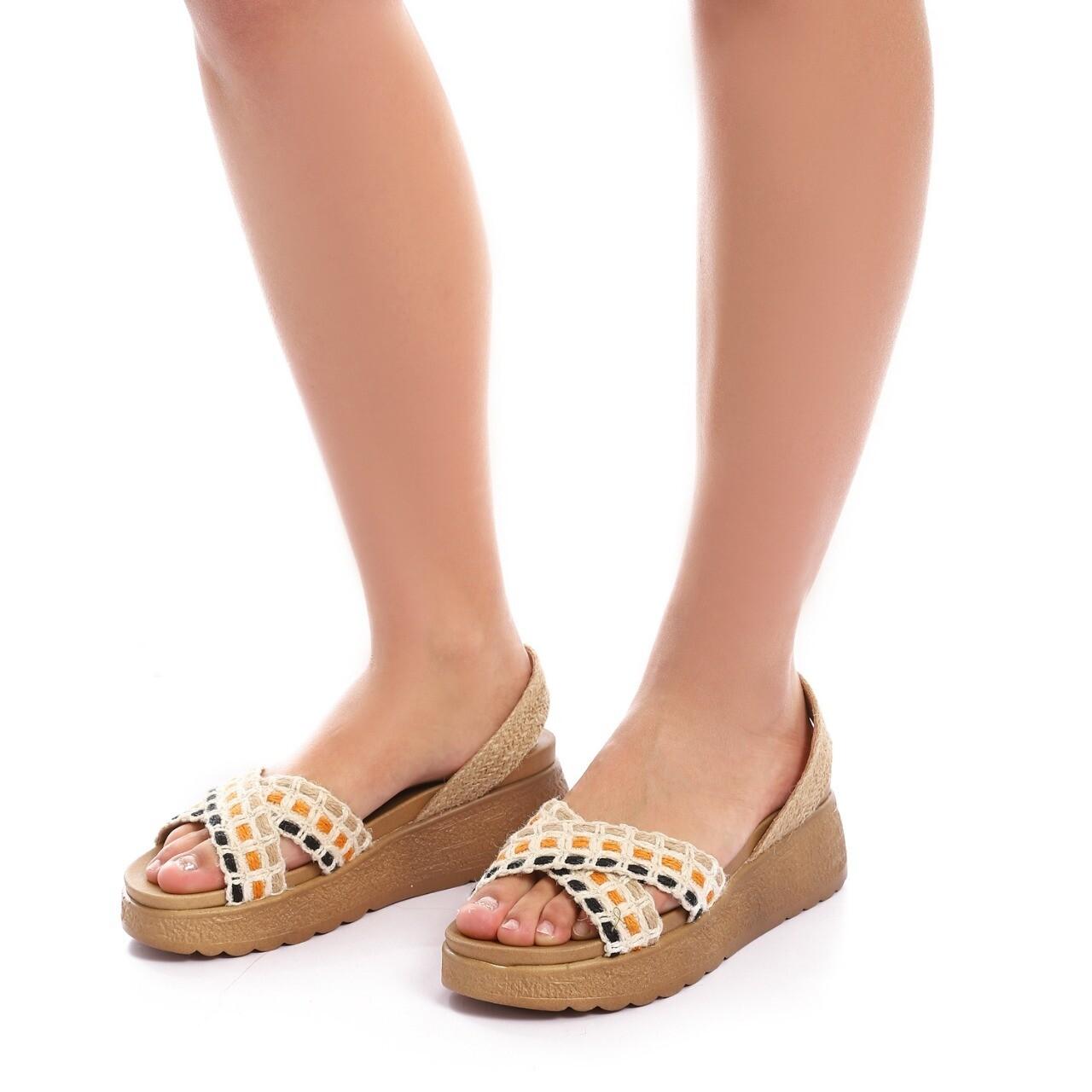 3791 Sandal - Brown