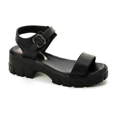 3797 Sandal - Black