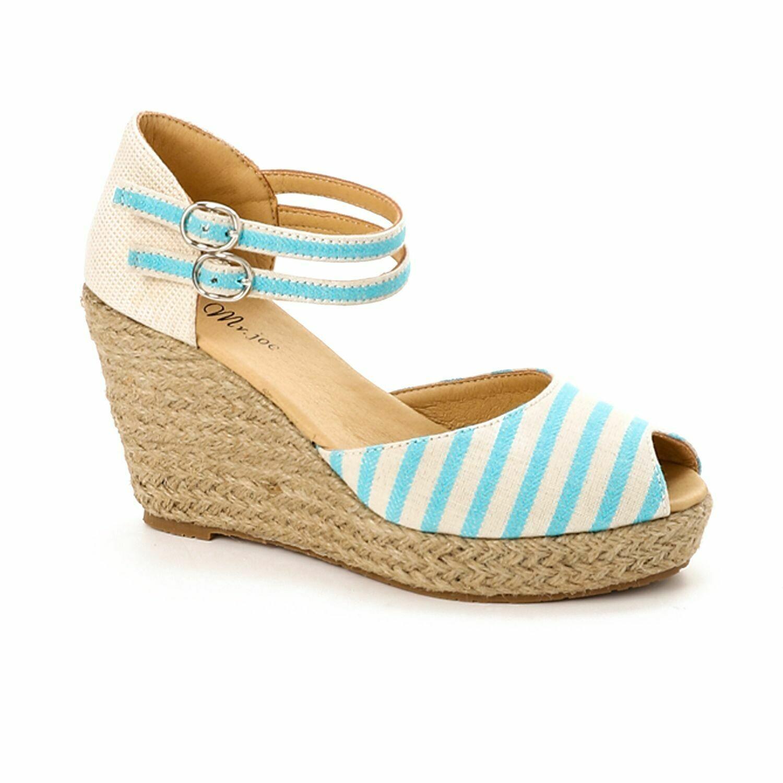 3796 Sandal - Baby Blue