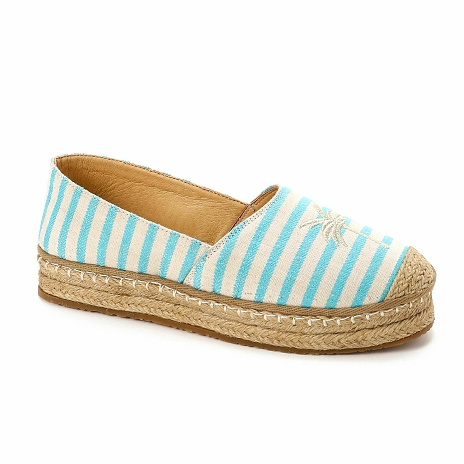 3792 Casual Sneakers -baby blue