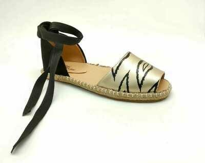 3801 Sandal - Gold