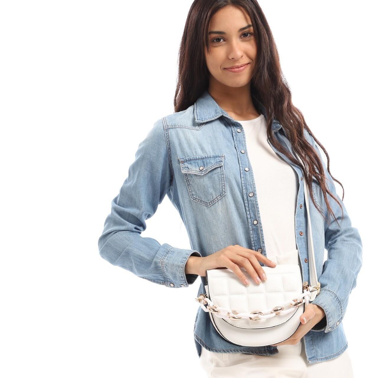 4841 Bag White