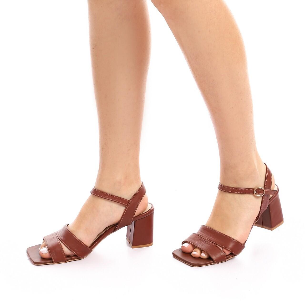 3804 Sandal - Havan جلد طبيعى