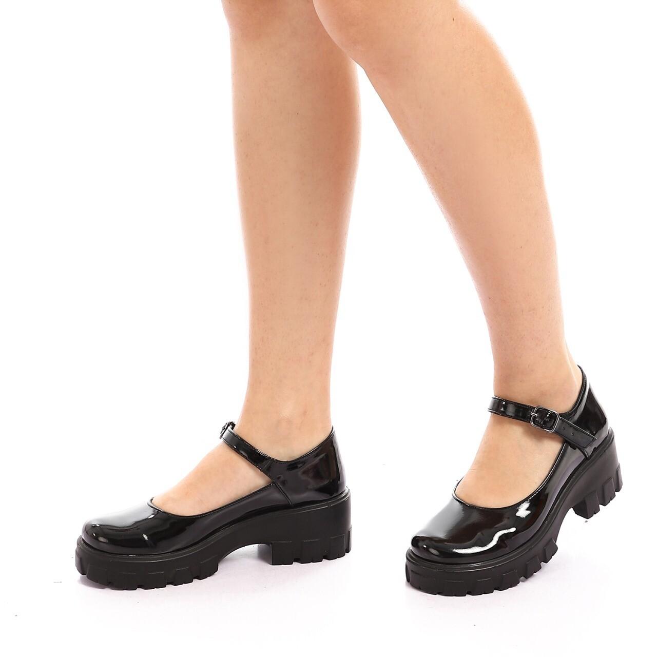 3815 Shoes - Black