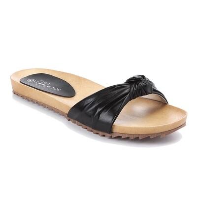 3241 Slippers Black
