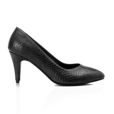 3341 Shoes Black Lazar