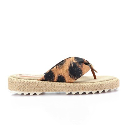 3371 Slippers Tigeer