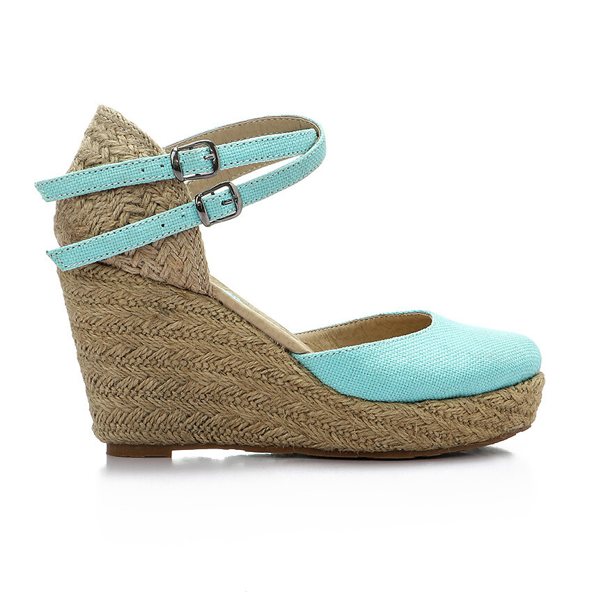 3368 Sandals Light Blue