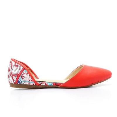 3358  Ballerina Red