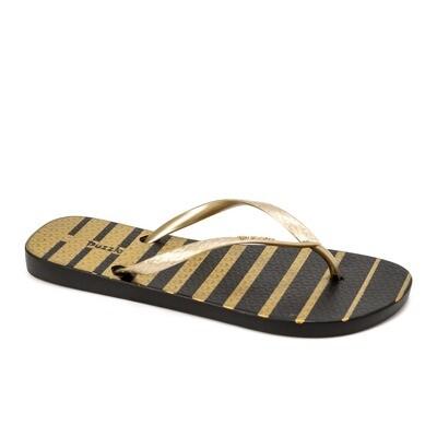3785 Slipper  Gold