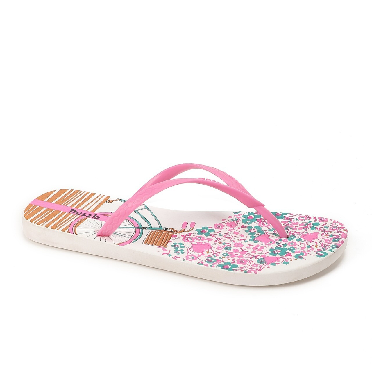 3790 Slipper  Pink