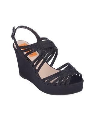 3713 Soriee Shoes Black