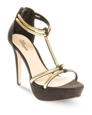 Sandals 3647 Black