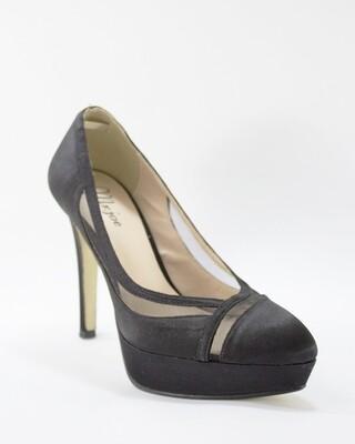 3597 Shoes Satin Black