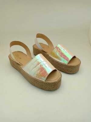 3478 sandal Yellow