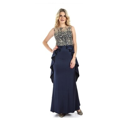 8340 Dress Navy