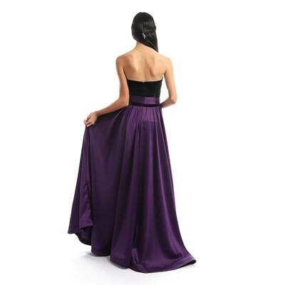 8365 Dress Purple