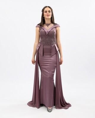 8368 Dress Purple
