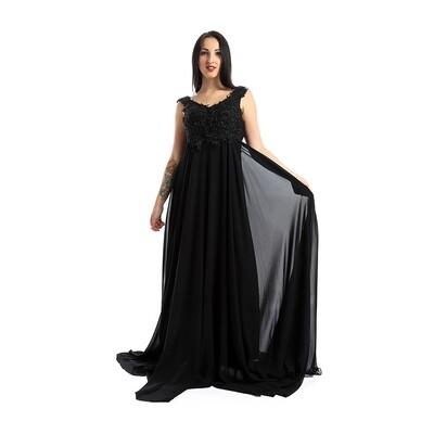 8338 Dress Black