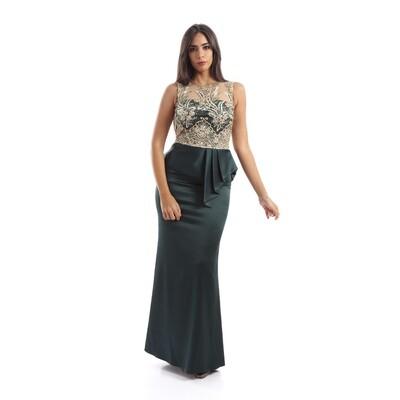8346 Dress Green