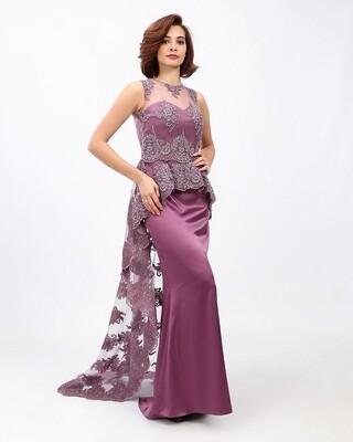 8373 Dress Purple