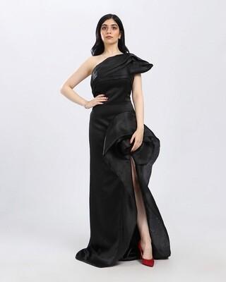 8377 Dress Black