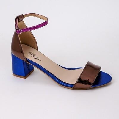 3775 Sandal Coper*blue