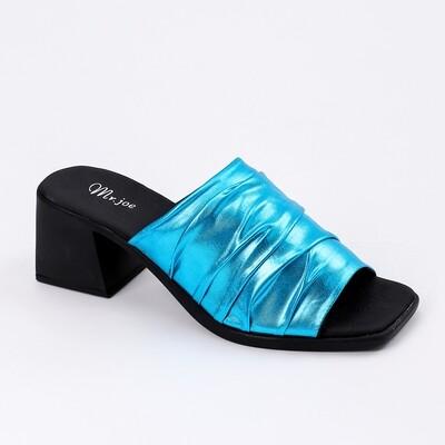 3805 Slipper Turquoise