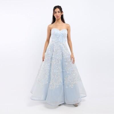 Dress Baby Blue