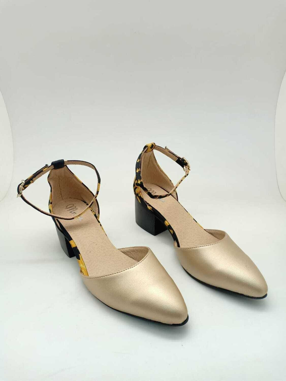 3347 Sandals gold
