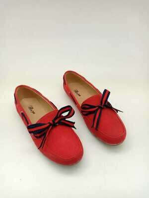 3814 Casual-Sneakers-red