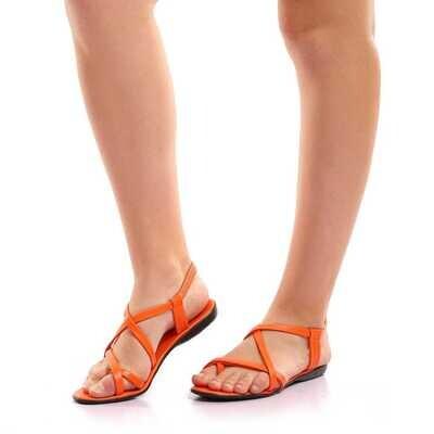 3813  Sandal Orange