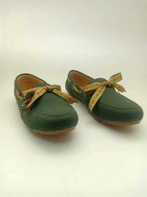 3814 Casual-Sneakers-green