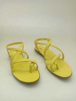 3813  Sandal yellow