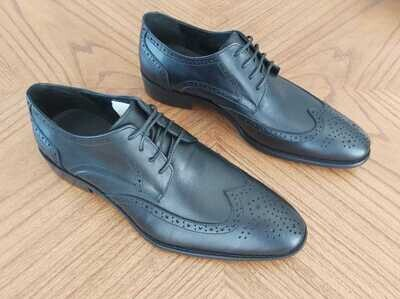 shoes classic real leather 3497