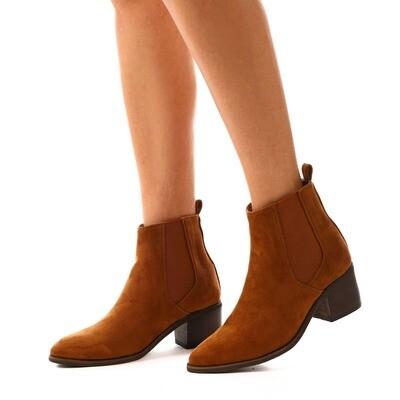 3901 Half Boot - Havan SU