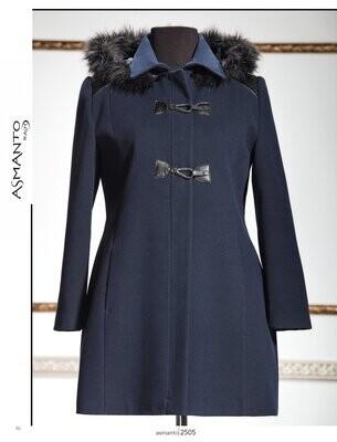 8199 Coat - Black