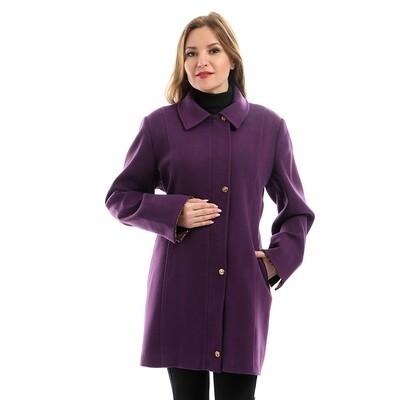 6791 Coat - Purple