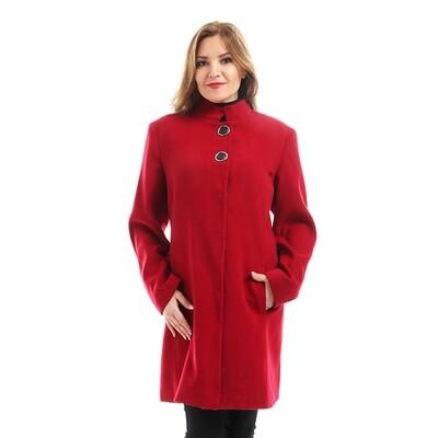 6792 Coat -Red