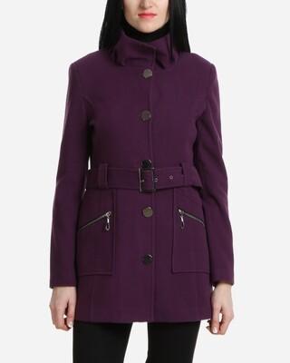 6797 Coat - Purple